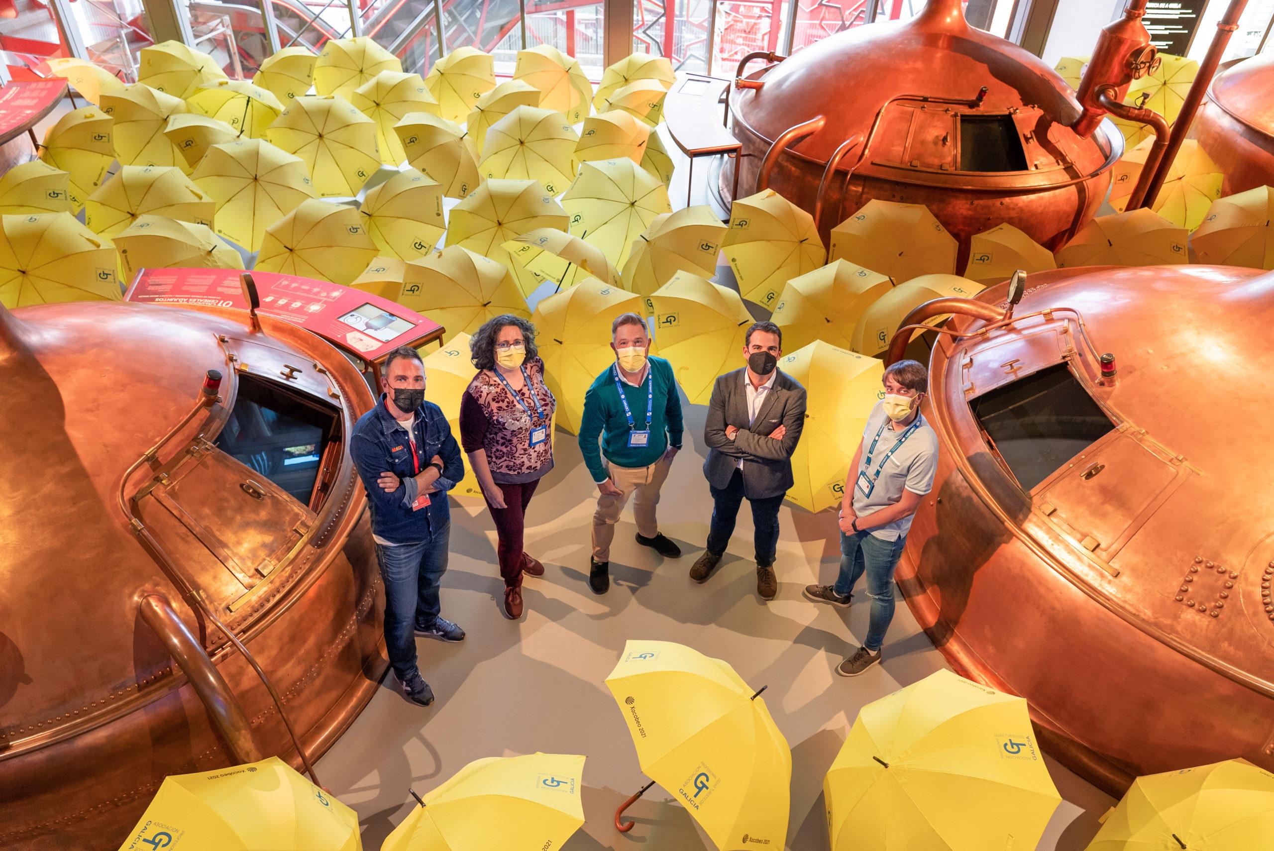 MEGA y la Asociación Profesional de Guías de Galicia unen sus fuerzas a favor del desarrollo turístico